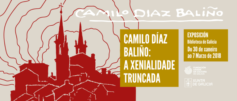 Exposición Camilo Díaz Baliño: A Xenialidade Truncada