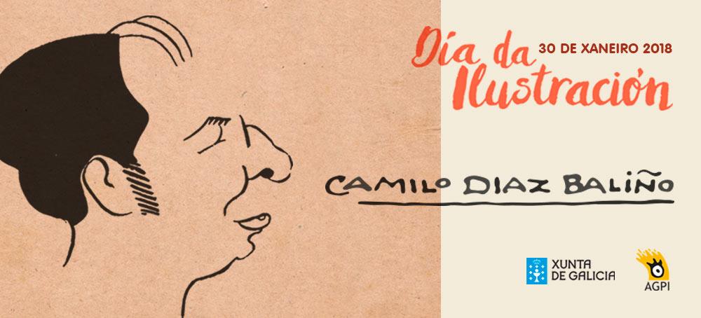 Homenaxe Di2018: Camilo Díaz Baliño