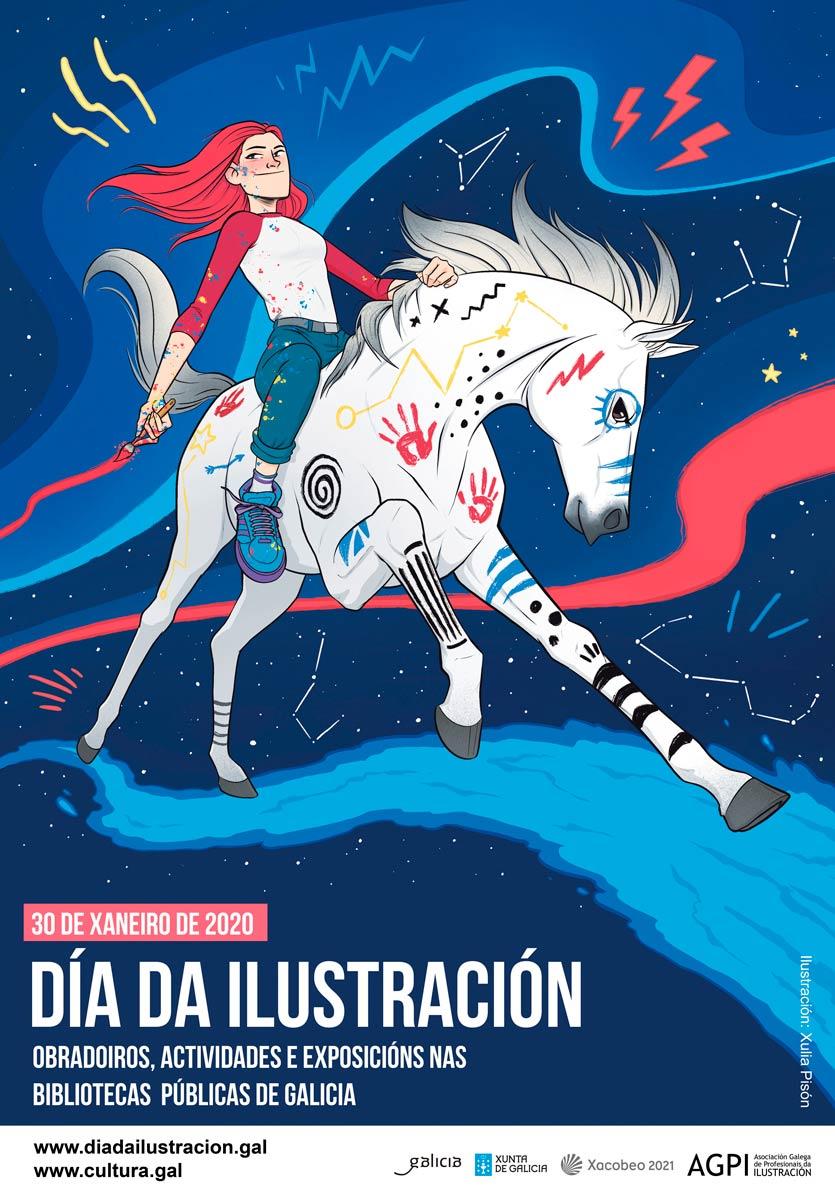 Día da Ilustración @ Varias localidades